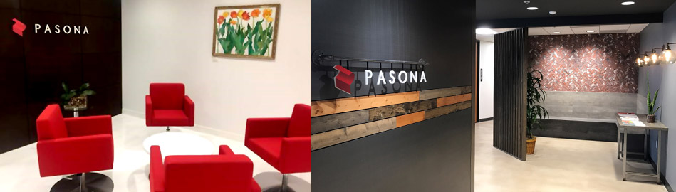 PASONA office