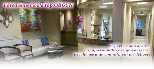Voted America's top OBGYN. Expertise you desire. Compassionate care you deserve. Excellence and commitment we deliver.