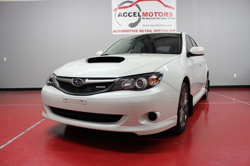 2009 Subaru スバル・インプレッサ WRX・スポーツハッチバック  買い付けサービスからの1台!