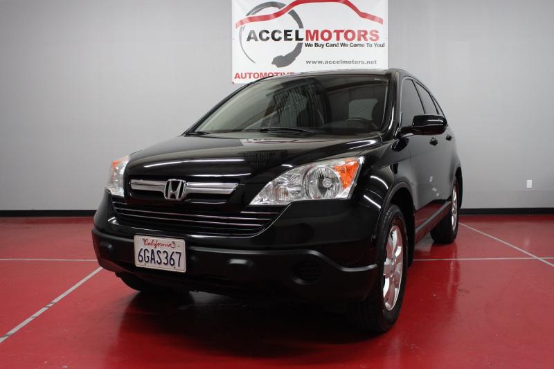 2009 Honda CR-V 低マイレージ車!