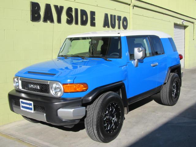 2007 Toyota FJクルーザー お客様のご希望のお車を探して来ます! 他社と違うのは 当社仕様 仕上がりが違います