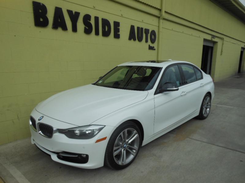 2014 BMW 325i 日本人1オーナー車 新車から当社で納車させて頂きました 100%保証を付けて販売しています