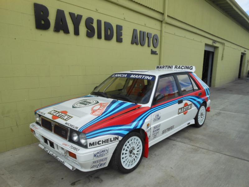 1989 Lancia デルタ ラリー仕様 レプリカ 当社は、広告の車は 全車 在庫しています!