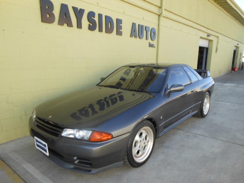 1989 Nissan GTR R32 日本から新しい GTRが入庫しました! 日本から貴方だけの1台を輸入します!