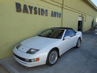 1994 Nissan 300ZX 古いフェアレディ―Zオープンに乗ってみませんか!