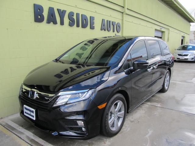 2020 Honda ODYSSEY EX