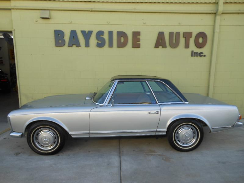 1967 mercedes benz 280sl for Mercedes benz bayside