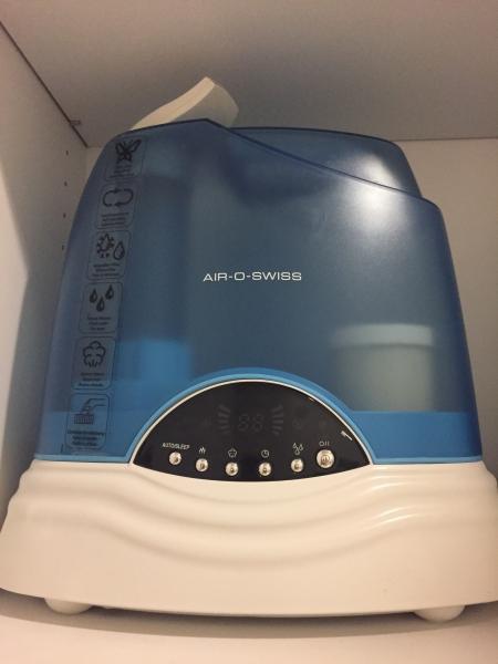 加湿器 BONECO Warm or Cool Mist Ultrasonic Humidifier