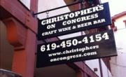 Christphers on Congress