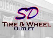 サンディエゴ タイヤ&ホイール アウトレット - SD Tire & Wheel Outlet