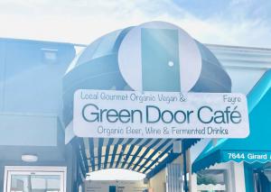 グリーン ドア カフェ - Green Door Cafe