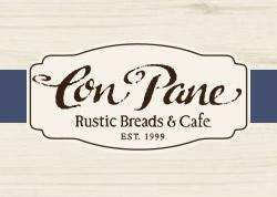 本格手作りパン - Con Pane Rustic Breads & Cafe