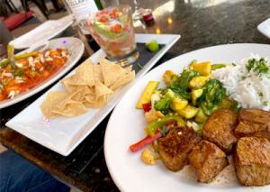 オリーブ & バジル - Olive and Basil Restaurant
