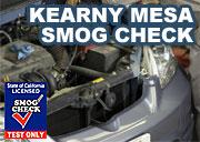 Kearny Mesa Smog Check