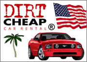 Dirt Cheap Car Rental