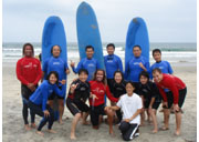 Willis Bros.Surfing School
