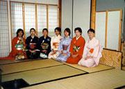 四季の会 - Four Seasons Haiku Class & Omotesenke Sado-Class