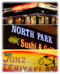 Hanaoka/North Park Sushi&Grill/JUNZ Teriyaki&BBQ
