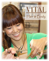 ヘアースタイリスト千晴 - VITAL Hair & Body