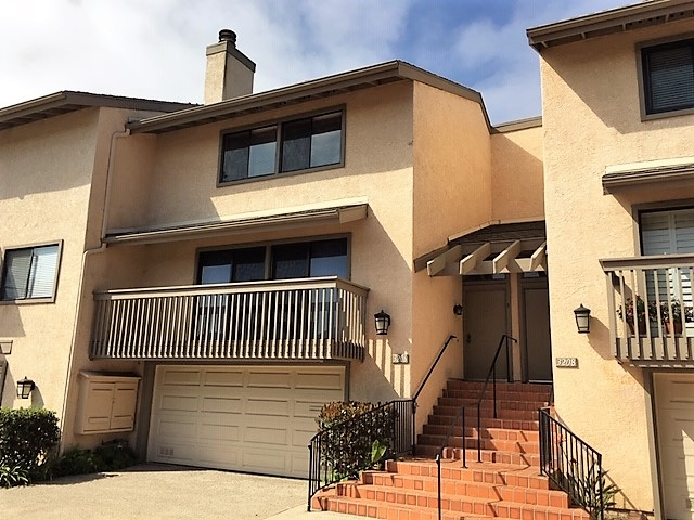 [La Jolla/UTC] 家具付き!優良学校区・買い物にも便利な