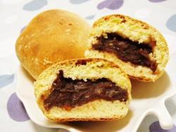 材料がたったの3つ☆ホットケーキミックスdeあんパン