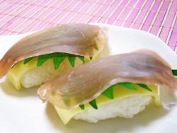 簡単!生ハムのお寿司