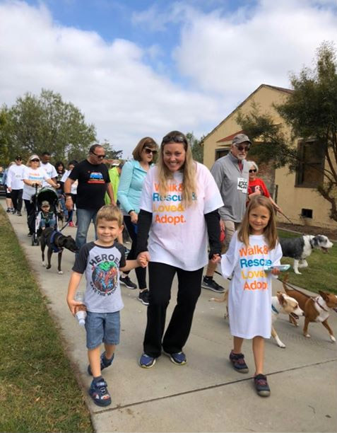 Walk for Animals