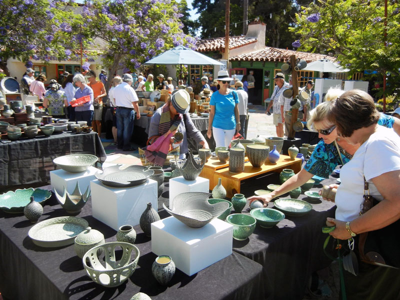San Diego Potters' Guild Fall Show and Sale