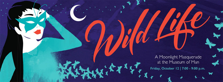 Wild Life - A Moonlight Masquerade at the Museum of Man